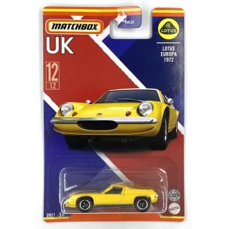 Matchbox 1:64 Best of UK - Lotus Europa