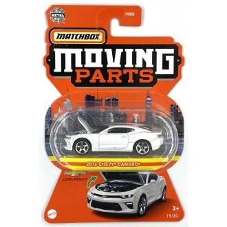 Matchbox 1:64 Moving Parts - 2016 Chevrolet Camaro