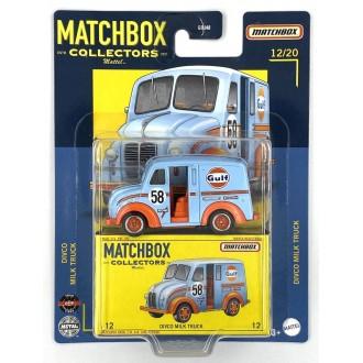 Matchbox 1:64 Superfast - 1948 Divco Milk Truck Gulf
