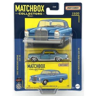 Matchbox 1:64 Superfast - 1962 Mercedes Benz 220SE