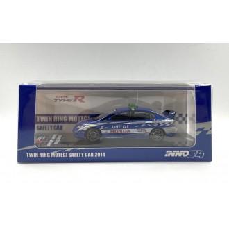 Inno64 1:64 Honda Civic Type R FD2 Twin Ring Motegi Safety Car