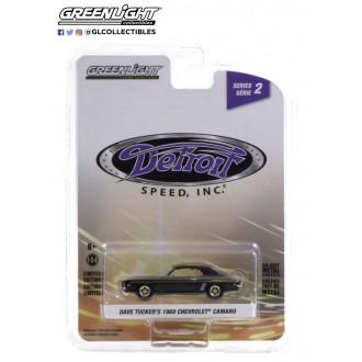 Greenlight 1:64 Detroit Speed - Dave Tucker's 1969 Chevrolet Yenko Camaro