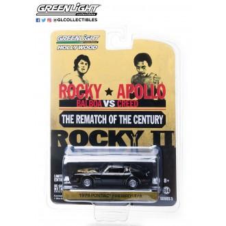 Greenlight 1:64 Hollywood - 1979 Pontiac Firebird TA Rocky II