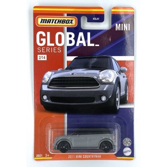 Matchbox 1:64 Best of Global - 2011 Mini Countryman