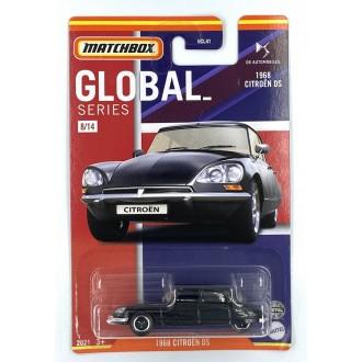 Matchbox 1:64 Best of Global - 1968 Citroën DS