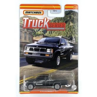 Matchbox 1:64 Truck Series - 1995 Nissan Hardbody (D21)