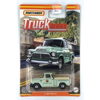 Matchbox 1:64 Truck Series - 1957 GMC Stepside