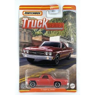 Matchbox 1:64 Truck Series - 1970 Chevrolet El Camino