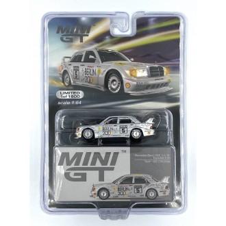 Mini GT 1:64 Mercedes-Benz 190E 2.5-16 Evolution II LHD