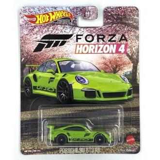 Hot Wheels 1:64 Retro Entertainment - Porsche 911 GT3 RSR Forza Horizon 4