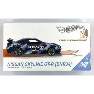 Hot Wheels 1:64 Hot Wheels ID - Nissan Skyline GT-R