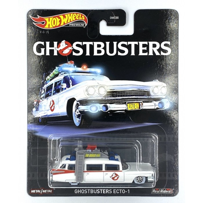 Hot Wheels 1:64 - Ghostbusters Ecto 1