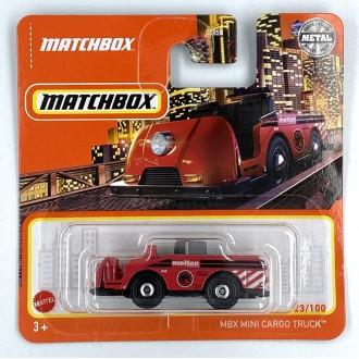 Matchbox 1:64 MBX Mini Cargo Truck